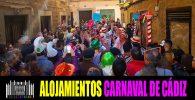 Alojamientos Carnaval de Cádiz