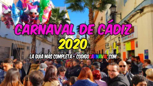 Carnaval de Cadiz 2020