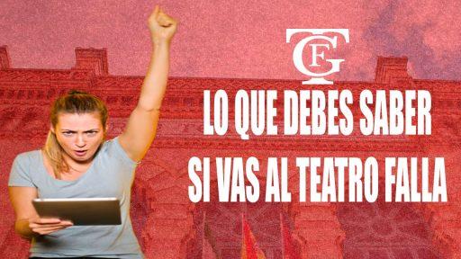 Consejos Gran Teatro Falla