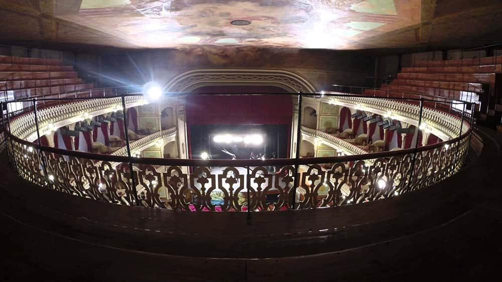 Gallinero Teatro Falla