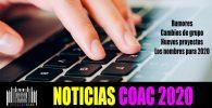 Noticias y rumores COAC 2020