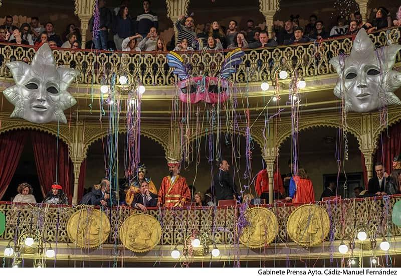 Palco Municipal Teatro Falla