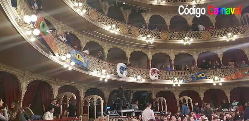 Palcos Teatro Falla