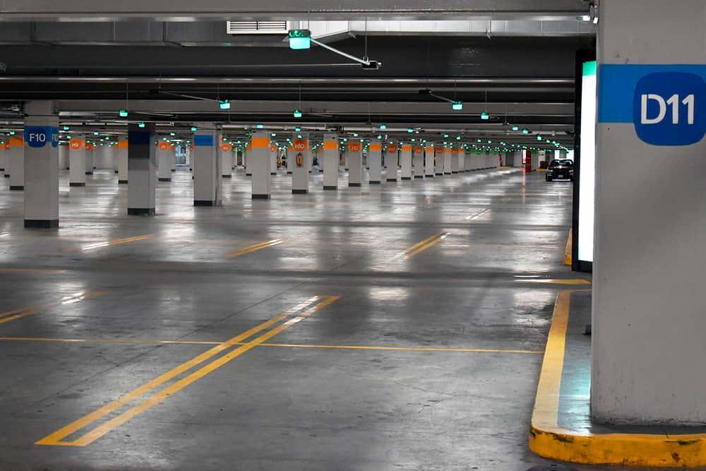 Parking en Cádiz