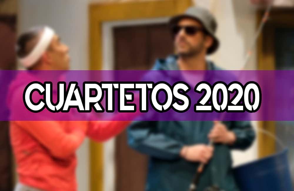 Cuartetos 2020