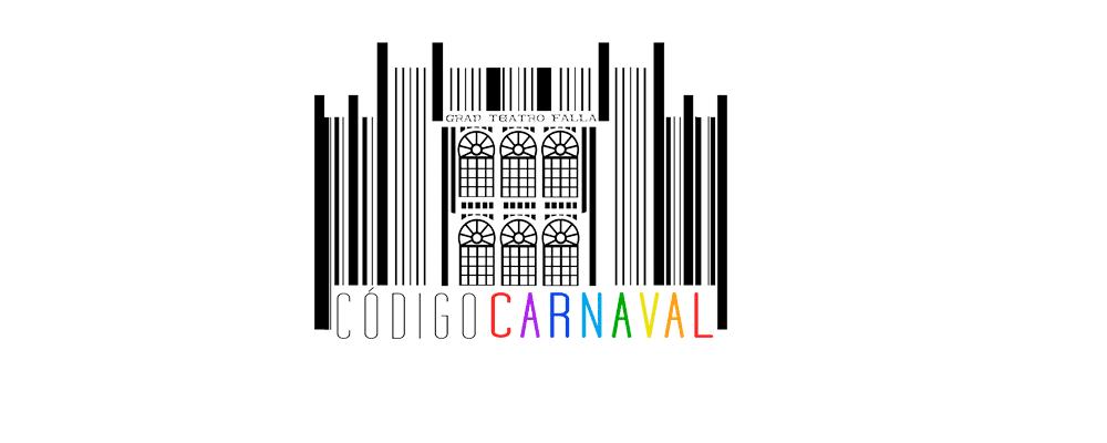 Logo Codigo Carnaval Fondo