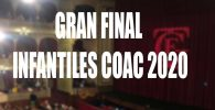 Final Infantiles COAC 2020 - Orden de actuacion