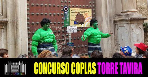 Concurso Coplas Torre Tavira