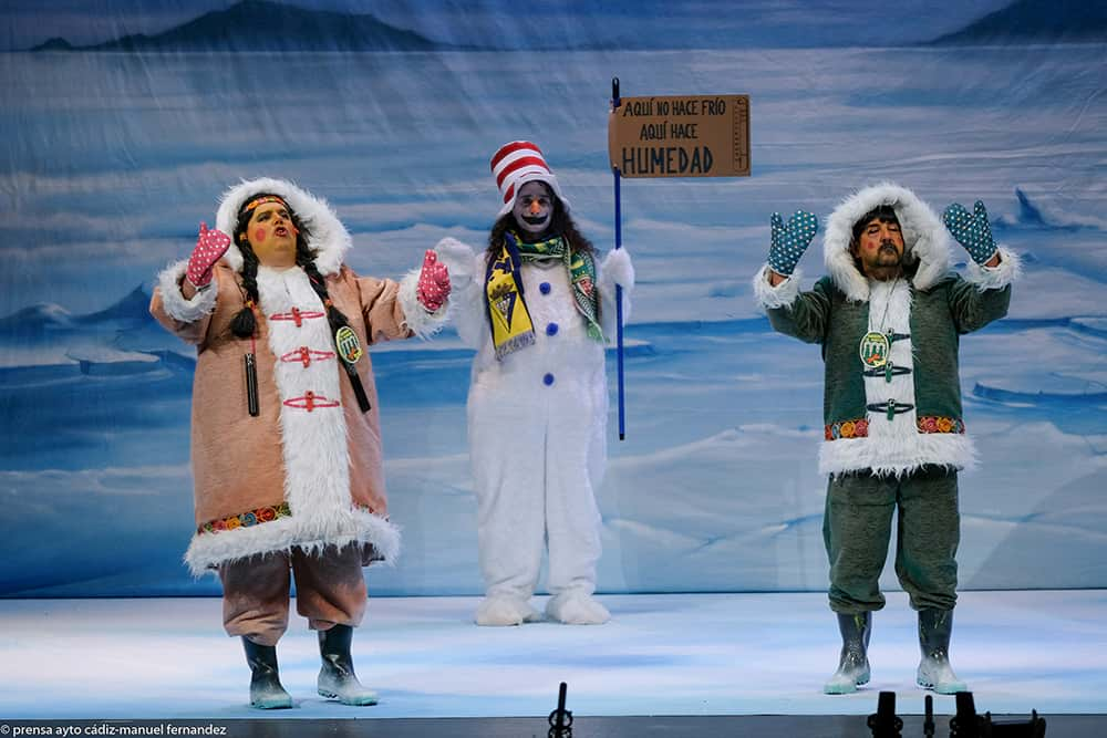 Muñeco de nieve - Cuarteto de Cordoba