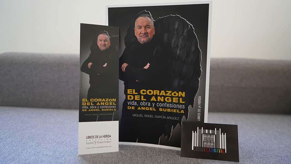 El corazón del Ángel - Biografia de Angel Subiela