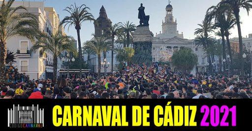 Carnaval de Cadiz 2021