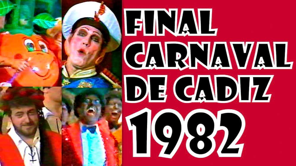Gran Final COAC 1982