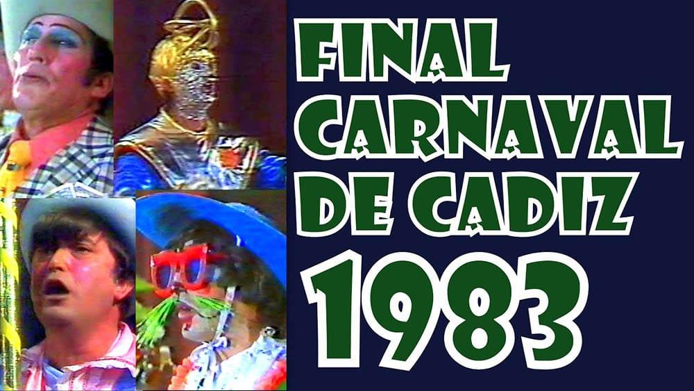 Gran Final COAC 1983
