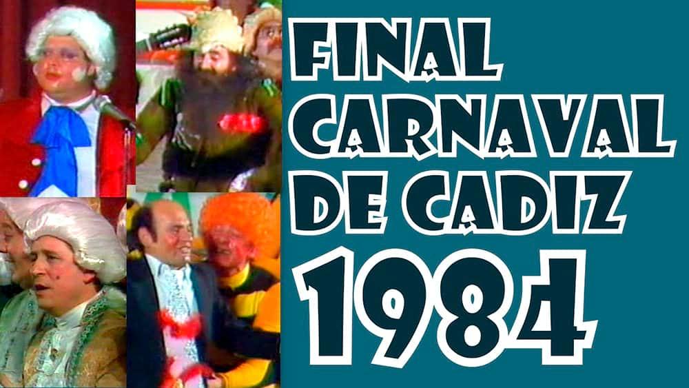 Gran Final COAC 1984