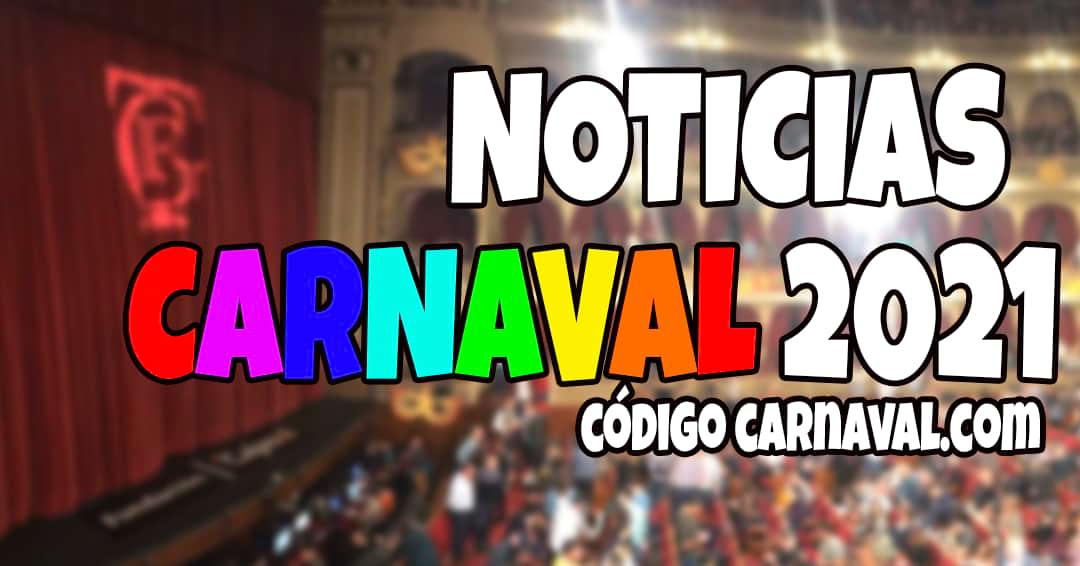 Noticias Carnaval 2021
